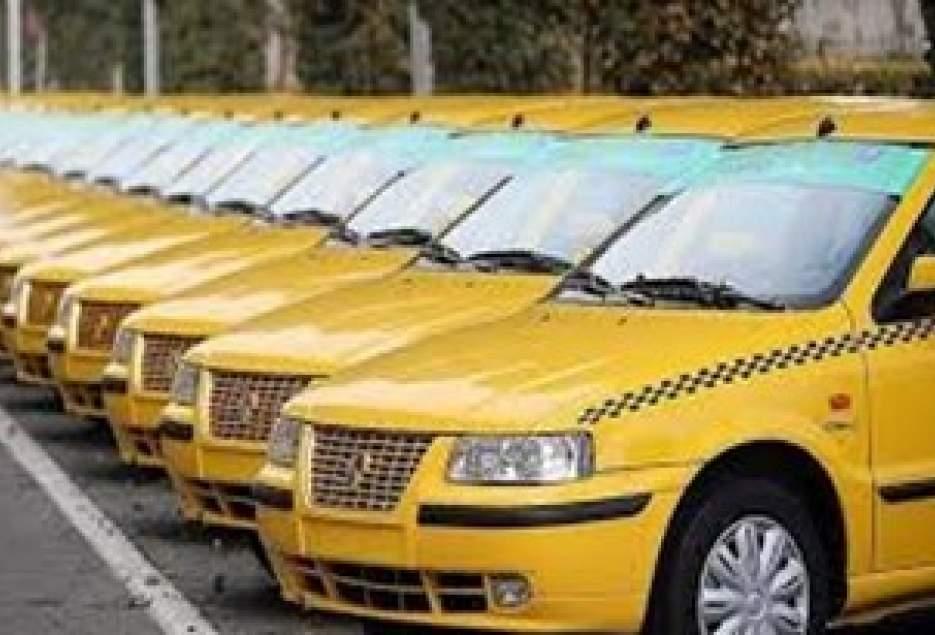 ۶۰ درصد تاکسی های قم خصوصی هستند