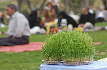 ۳۵۰ بوستان قم آماده خدمترسانی در روز طبیعت هستند