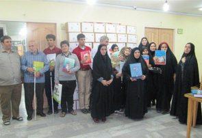 تولید ۱۰۰ هزار صفحه بریل منابع جشنواره کتابخوانی رضوی در ۷۵ روز