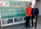 کریم باقری سفیر فدراسیون هاکی ایران در فرآیند ثبت جهانی شد
