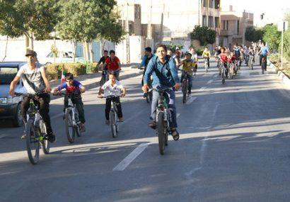 مطالعات طرح جامع دوچرخهسواری قم آغاز شد