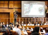 مجمع عمومی سالانه فدراسیون گلف برگزار شد