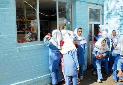 فهرست ۱۸ قلم مواد غذایی ممنوعه بوفه مدارس اعلام شد