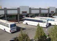 پایانه مسافربری مرکزی استان قم و جابجایی زائرین اربعین حسینی به مرزهای غربی کشور