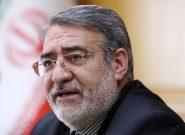 وزیر کشور: ۳ میلیون و ۵۰۰ هزار ایرانی در پیادهروی اربعین شرکت کردند