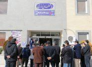 افتتاح ساختمانهای جدید پیام نور قم به نام سردار سلیمانی