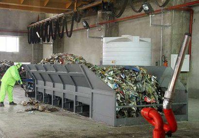 دستگاه زبالهسوز اهدایی چین به شهر قم رسید