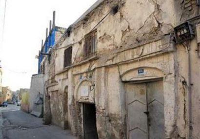 بازسازی ۳۵۰۰ واحد مسکونی در بافت فرسوده قم