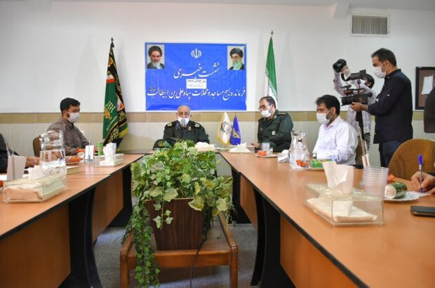 نشست خبری مسئول بسیج مساجد و محلات استان قم به مناسبت روز جهانی مسجد