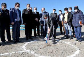 آغاز عملیات اجرایی طرح آبرسانی به ۱۸ روستای قمرود