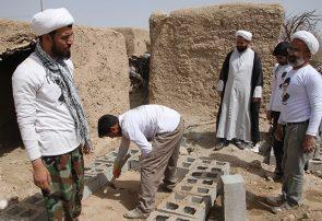 فعالیت ۱۱۰ گروه جهادی از قم در نوروز ۹۸