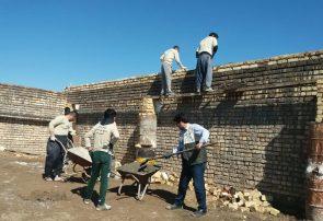 جهادگران قمی روستاییان محروم را صاحب خانه کردند