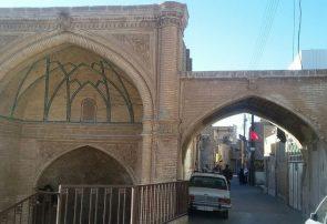 احیای مرکز محله گذر قلعه در بافت تاریخی قم