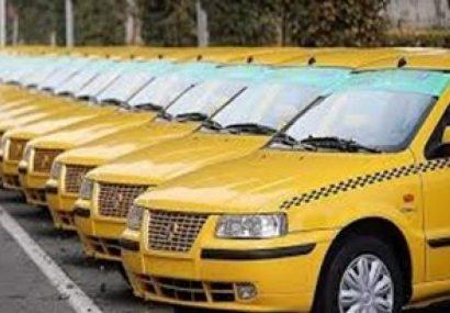 فعالیت ۱۰۰ دستگاه تاکسی صلواتی در نیمه شعبان