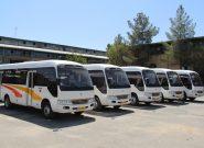 انتقال مسافران از قم به تهران و کرج با ۲۰۰ دستگاه مینیبوس
