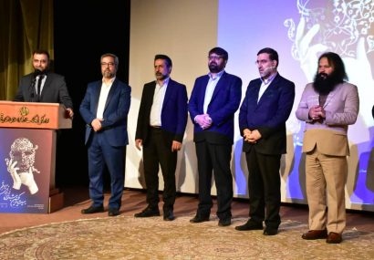 بیست و یکمین جشنواره تئاتر استان قم با معرفی برترین ها به کار خود پایان داد