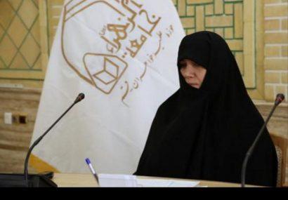 برپایی نمایشگاه دستاوردهای پژوهشی جامعه الزهرا تا پایان آذر