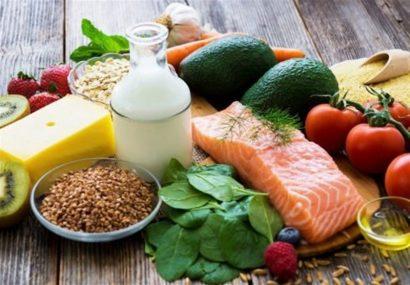 کاهش استرس با رژیم غذایی