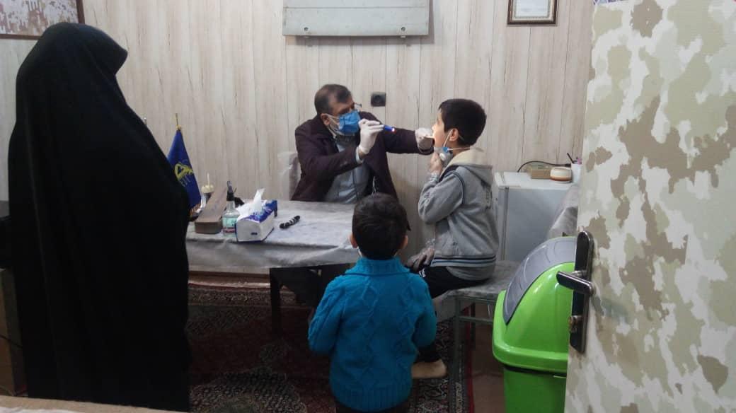 گروه جهادی درمانی شهدا فعالیت خود را در مناطق محروم قم آغاز کرد