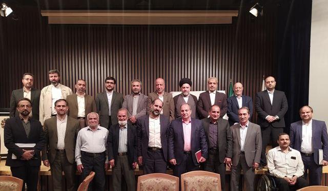اعضای هیات مدیره انجمن خیرین کتابخانهساز استان انتخاب شدند