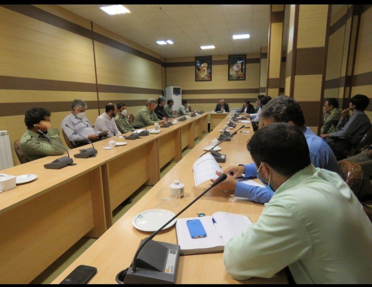 دوره آموزشی ضابطین قضائی برای مأموران اجرایی محیط زیست قم برگزار شد