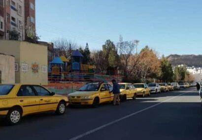 برگزاری دوره توانمندسازی ویژه رانندگان تاکسی