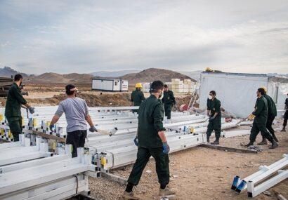 کمک ۶۰ میلیارد ریالی ستاد کریمه اهل بیت(س) به زلزلهزدگان سی سخت