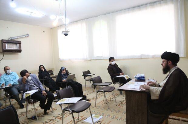 نشست خبری آغاز سال تحصیلی جدید موسسه تربیت مبلغ دارالزهرا(س)
